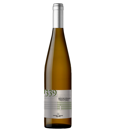 Cantina Sociale Trento, 1339 Riesling Trentino 2012 - sipp