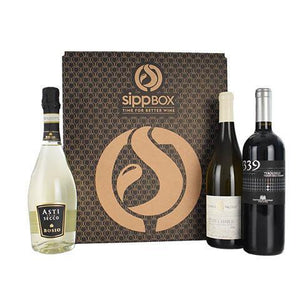 Build your own sippBOX - 3 month pre-pay - sipp