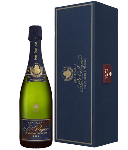 Pol Roger Cuvee Sir Winston Churchill 2004 - Perfect Cellar - 1