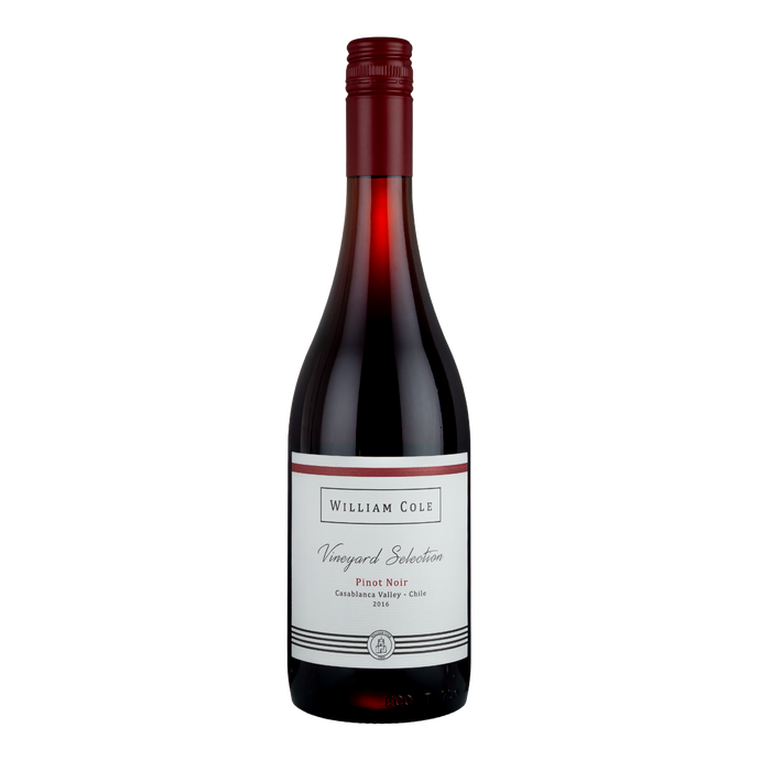 William Cole Vineyard Selection Pinot Noir 2017