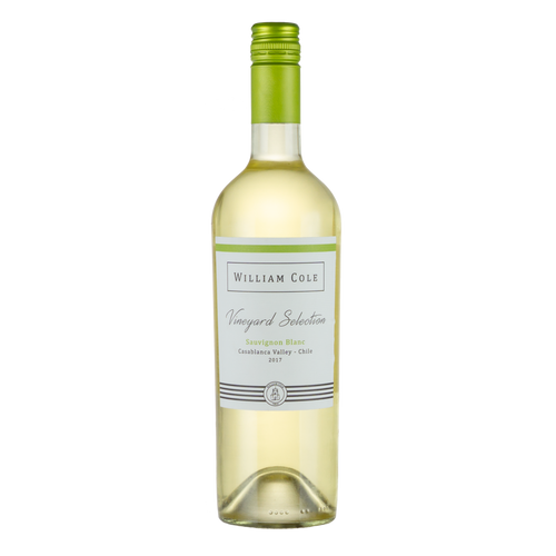 William Cole Vineyard Selection Sauvignon Blanc 2017