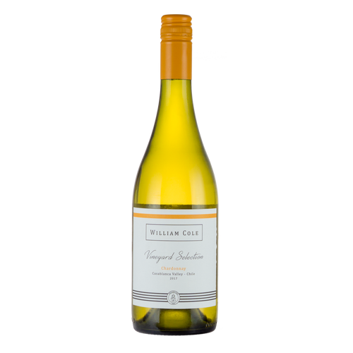 William Cole Vineyard Selection Chardonnay 2017