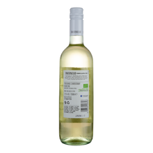 Load image into Gallery viewer, Tavernello Organic Trebbiano & Chardonnay Rubicone IGT 2018