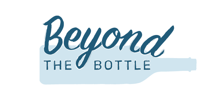 Beyond the bottle logo