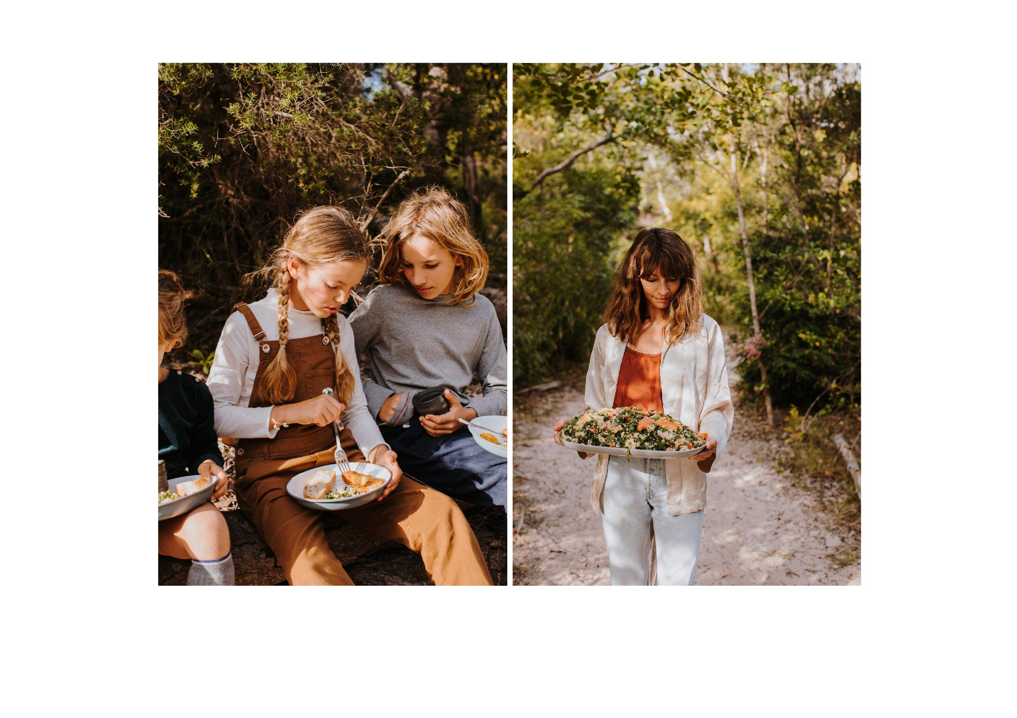 Girls FW'18 The Simple Life overall Bellerose