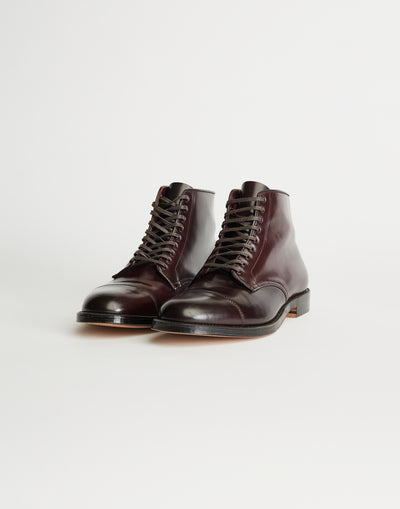 ALDEN | LEATHER BLUCHER BOOTS
