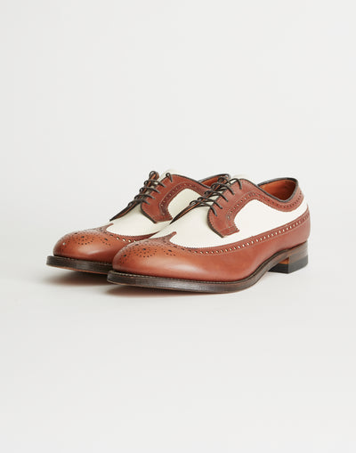 ALDEN | LONG WING BLUCHER SHOES