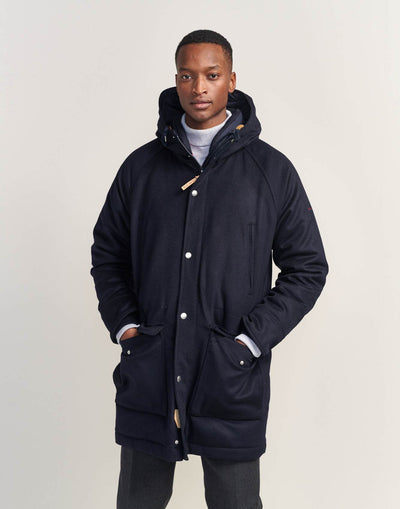 HOLUBAR | DEER HUNTER COAT