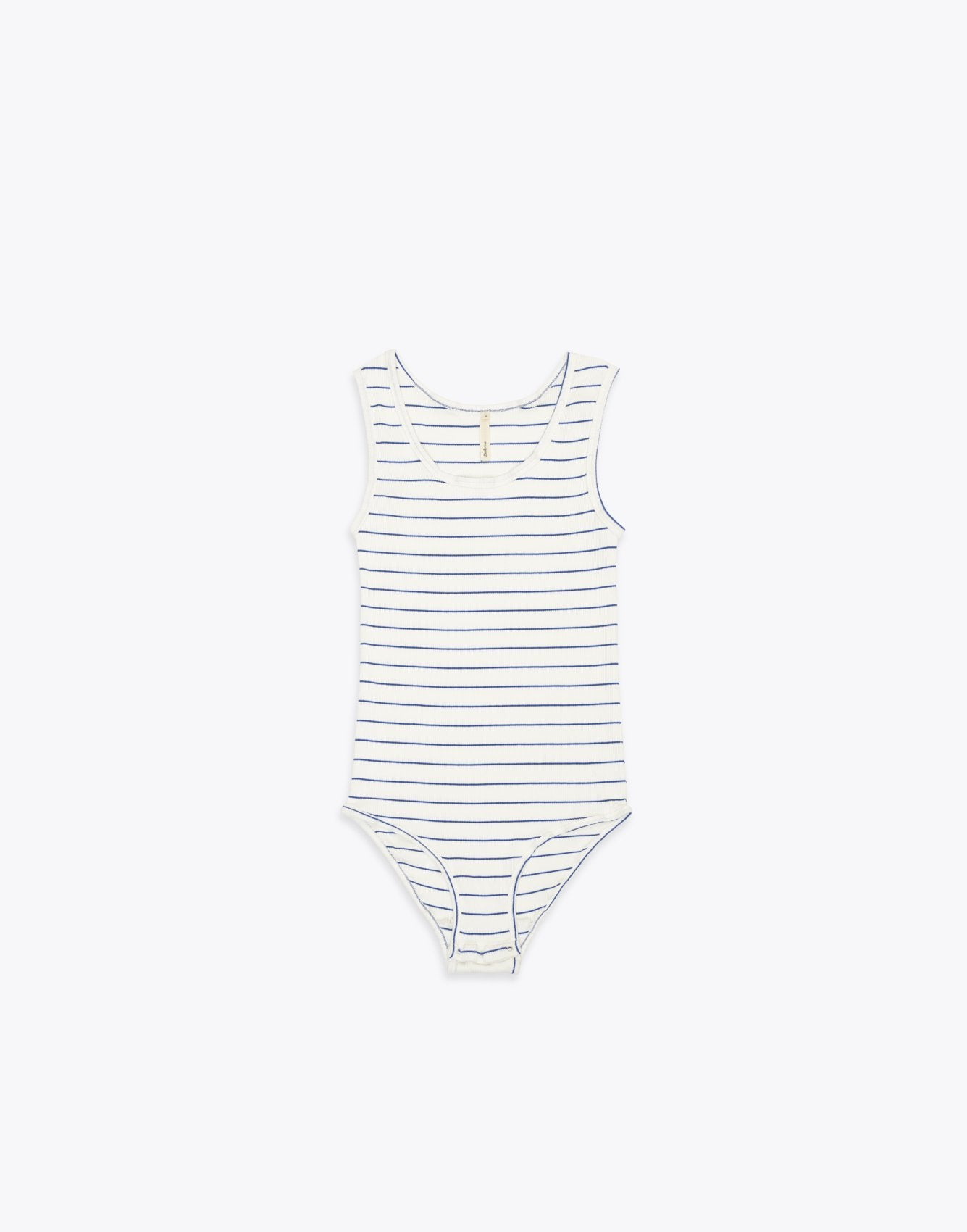 Bellerose striped cotton body for women