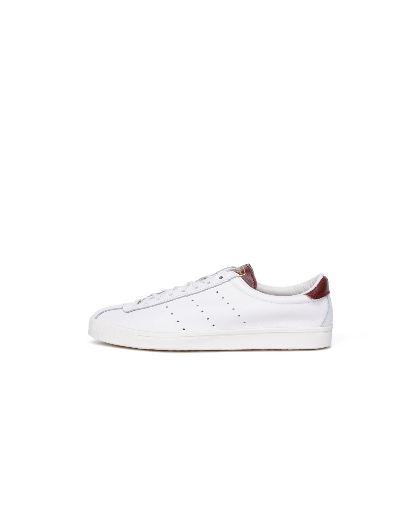 size 40 fa518 4681b Adidas white Lacombe leather sneakers for men available at Bellerose