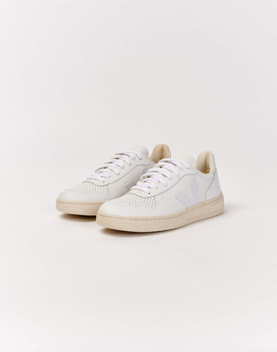 VEJA - V10 LEATHER SHOES