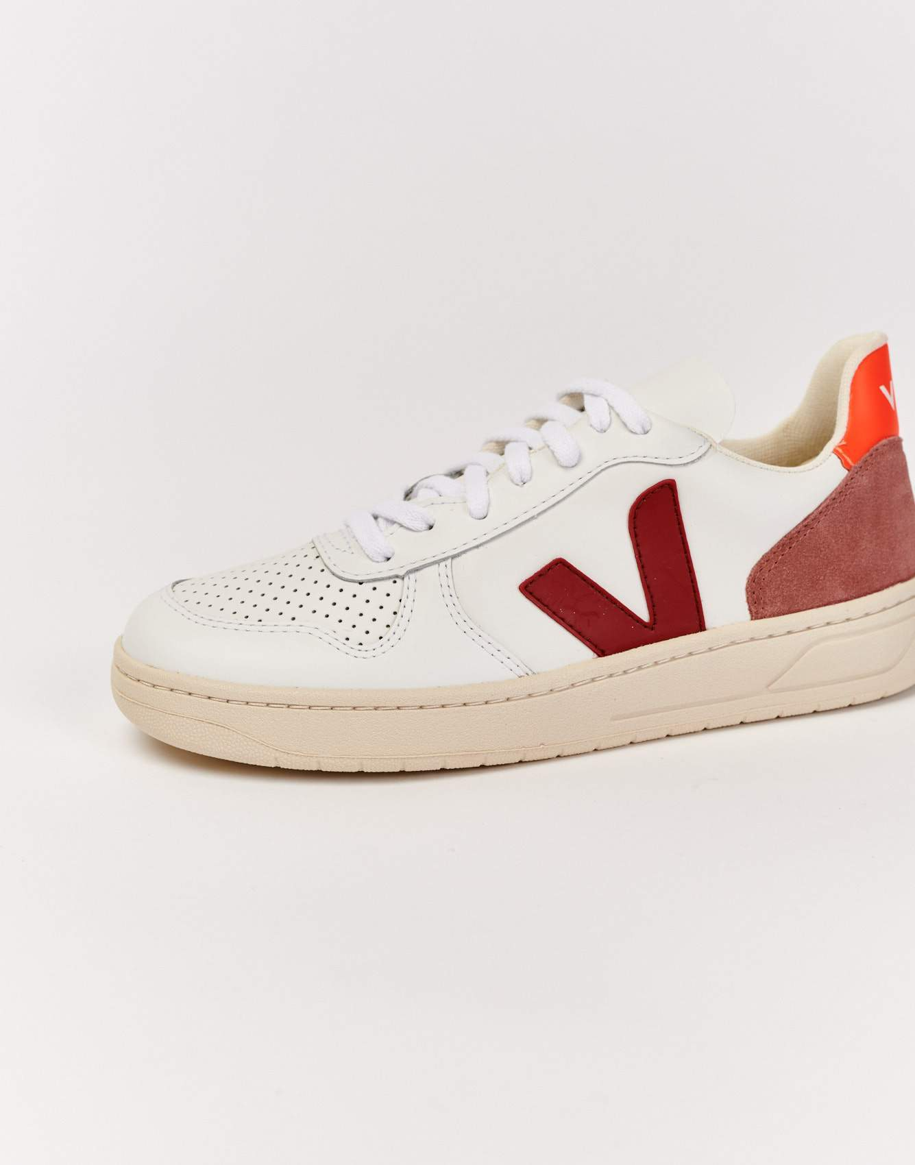 best sneakers release date new photos VEJA | V-10 LEATHER SHOES