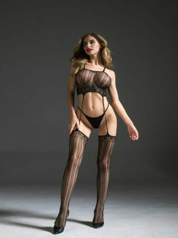 Image of cindy love body stocking 7779 front design