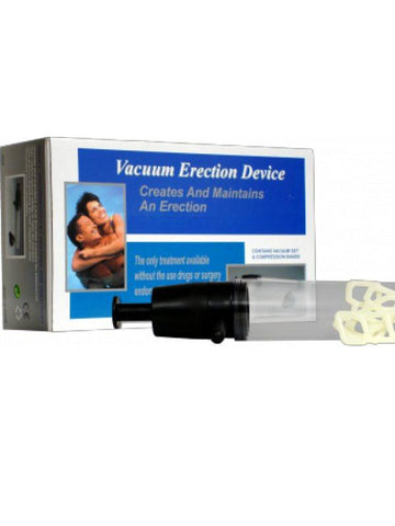 Image of Vacuum Erection device -  - Passionzone Adult Store
