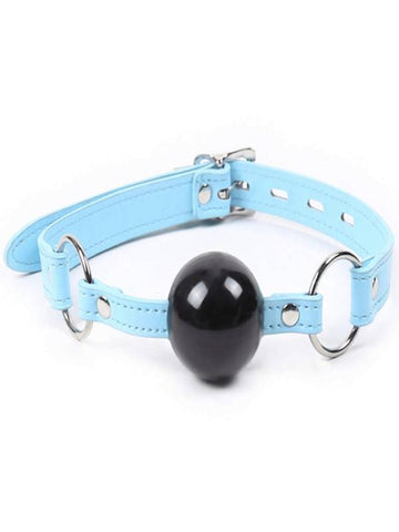 Image of berlin baby ball gag lockable buckle