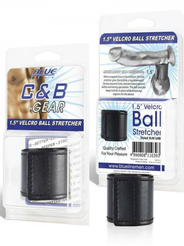 Image of velcro ball stretcher 1.5""