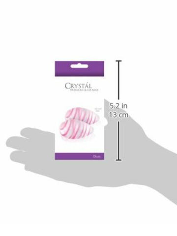 crystal glass eggs packaging size