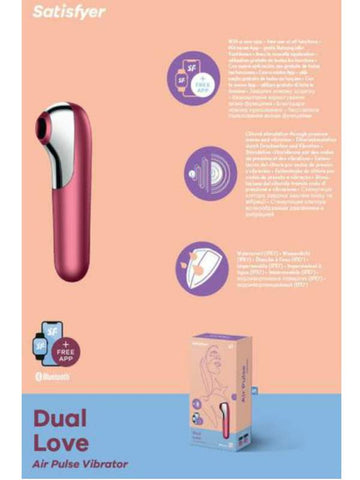 Image of satisfyer dual love details