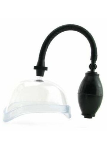Image of fetish fantasy high intensity pussy pump medical style pump ball