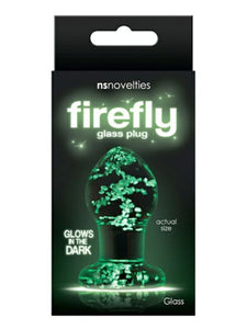 firefly glass plug packaging