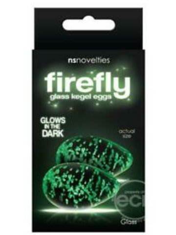 Image of firefly glass kegal eggs packaging