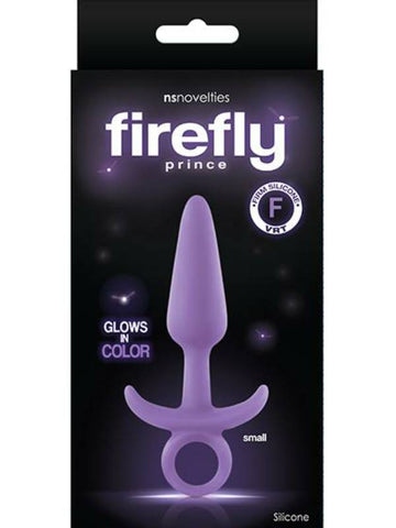 firefly prince plug has an easy ring pull attached