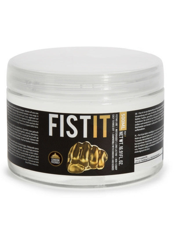 fist it lubricant perfect for anal or vaginal fisting