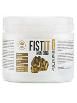 Fist it numbing lube -  - Passionzone Adult Store