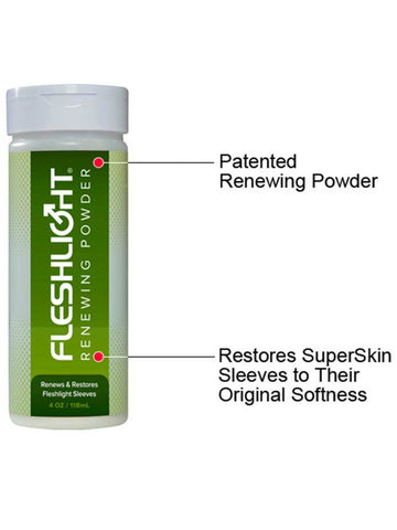 Image of Fleshlight Renewing Powder -  - Passionzone Adult Store - 3