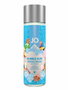 jo h20 candy shop bubble gum lubricant
