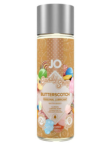 jo h2o candy shop butterscotch lubricant