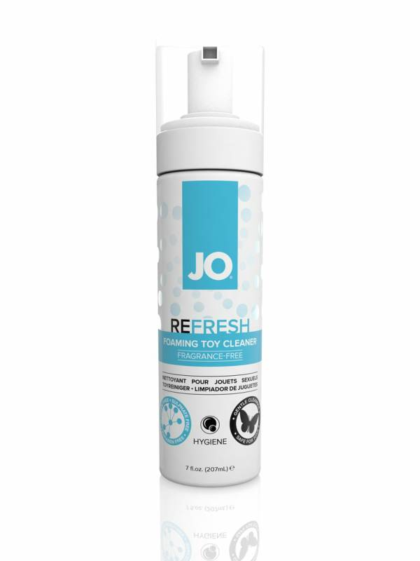 jo refresh foaming toy cleaner product