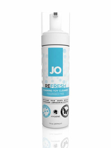 Image of jo refresh foaming toy cleaner product