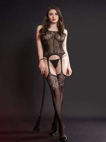 Image of cindy love body stocking 7810 front design
