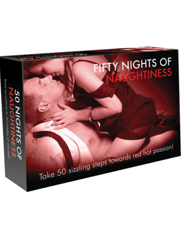 Fifty nights of naughtiness -  - Passionzone Adult Store - 1