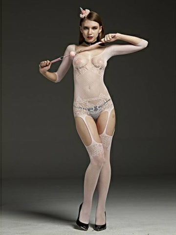 Image of rimes body stocking 7109 front