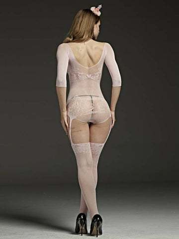 Image of rimes body stocking 7109 back