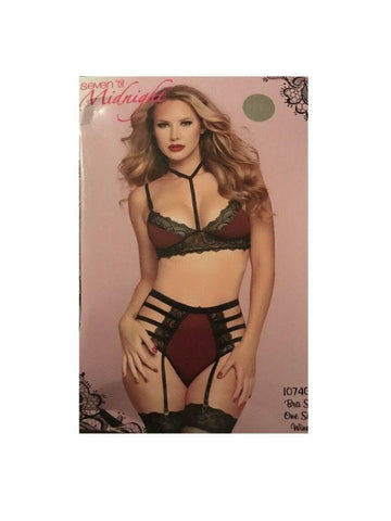 Image of rockstar bra set box
