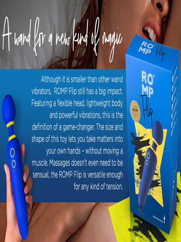 Image of romp flip body safe silicone