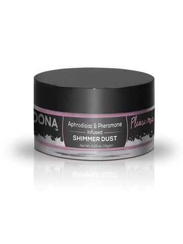 Image of Gold Shimmer Dust by Dona - pink - Passionzone Adult Store - 3
