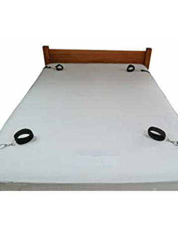 Image of under mattress bondage kit