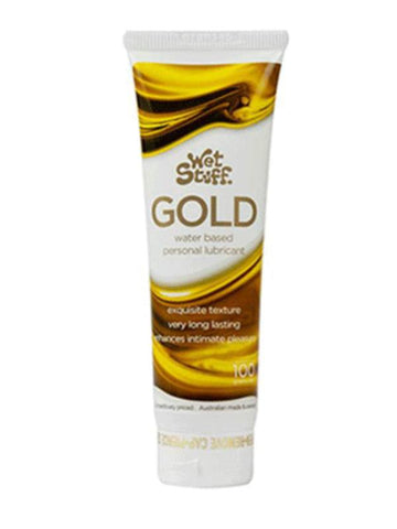 Image of wet stuff gold tube 100g
