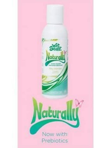 wet stuff naturally 125g water based lubricant