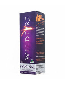 wildfire original massage oil 50ml