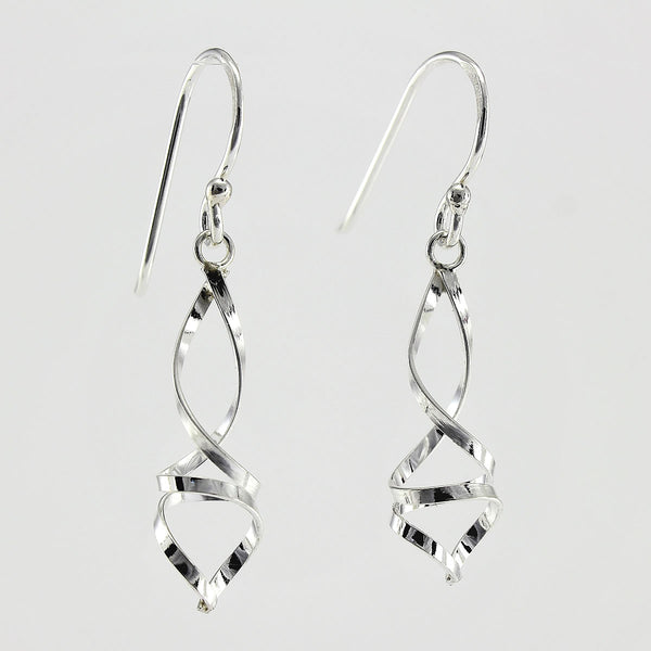 SWE103 Sterling Silver Earrings
