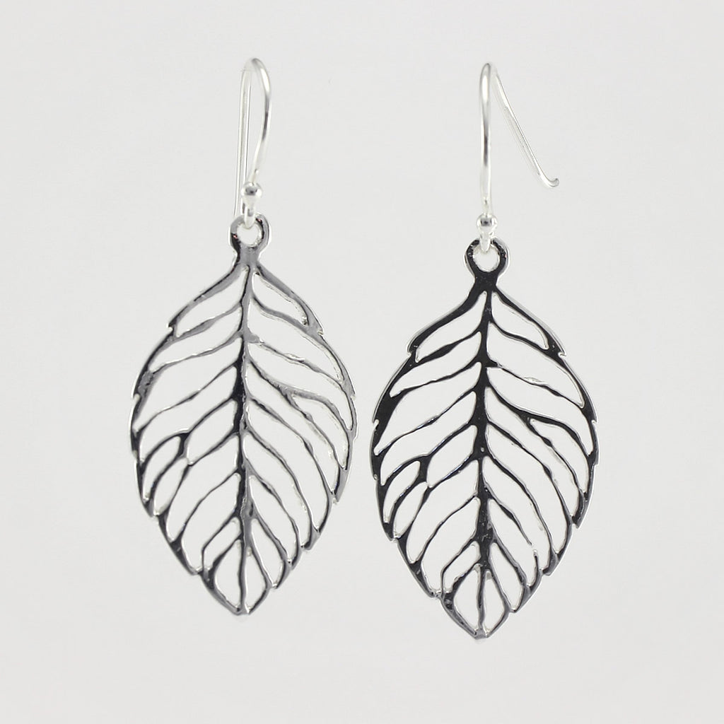 SWE105 Sterling Silver Earrings