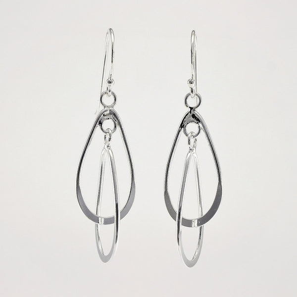 SWE108 Sterling Silver Earrings