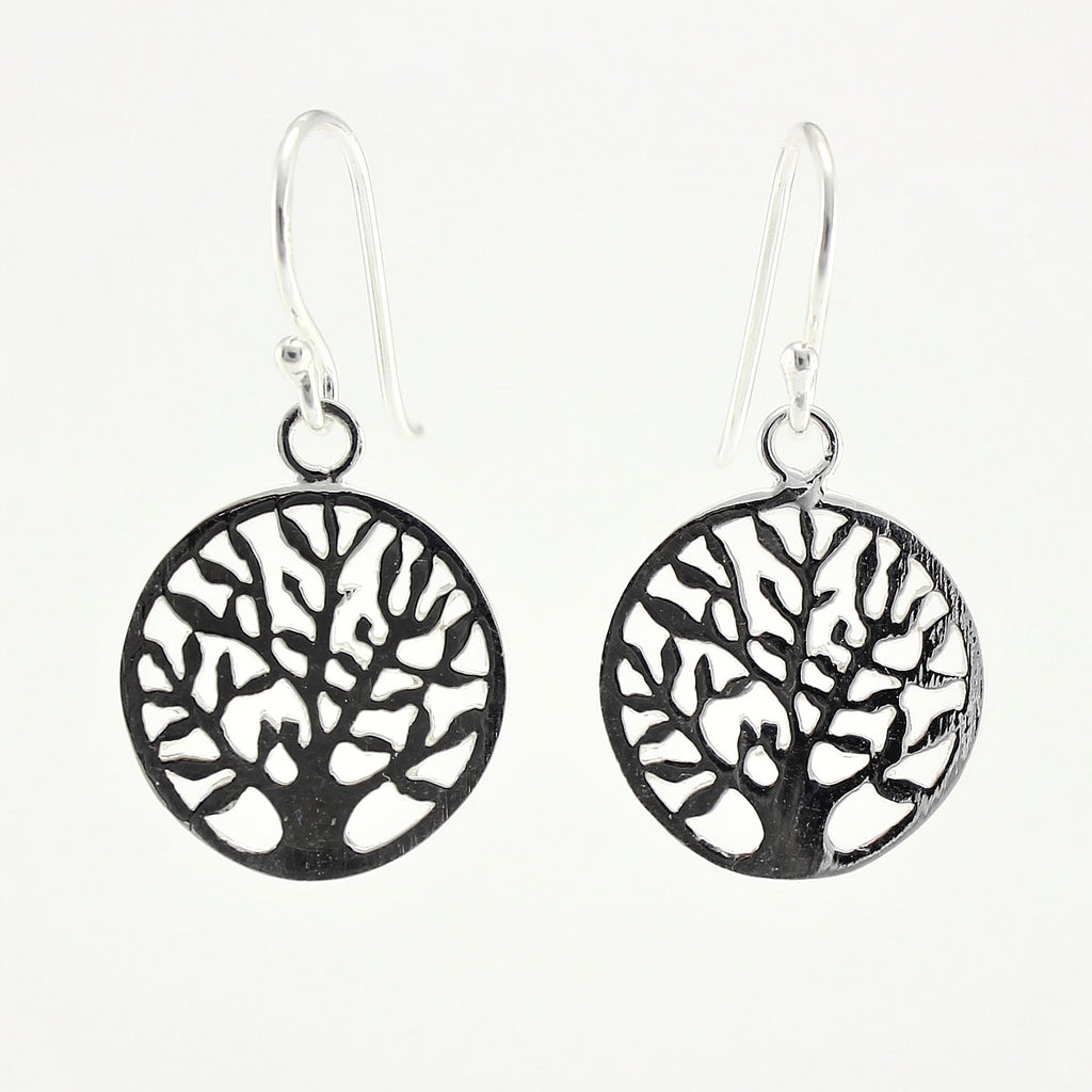 SWE113 Sterling Silver Earrings