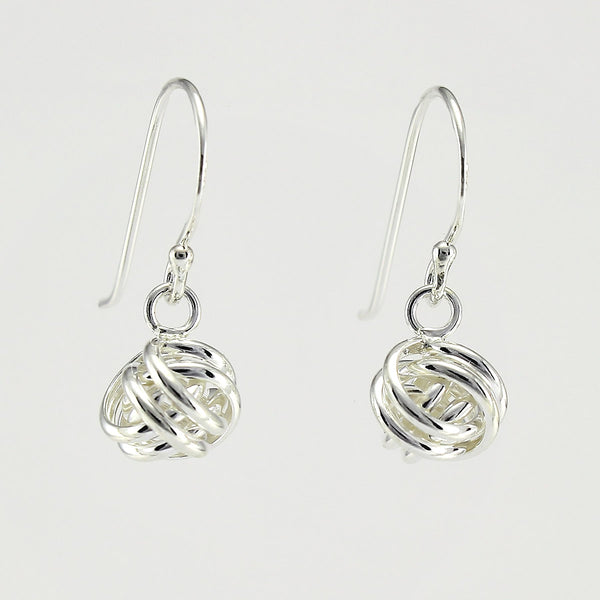 SWE118 Sterling Silver Earrings