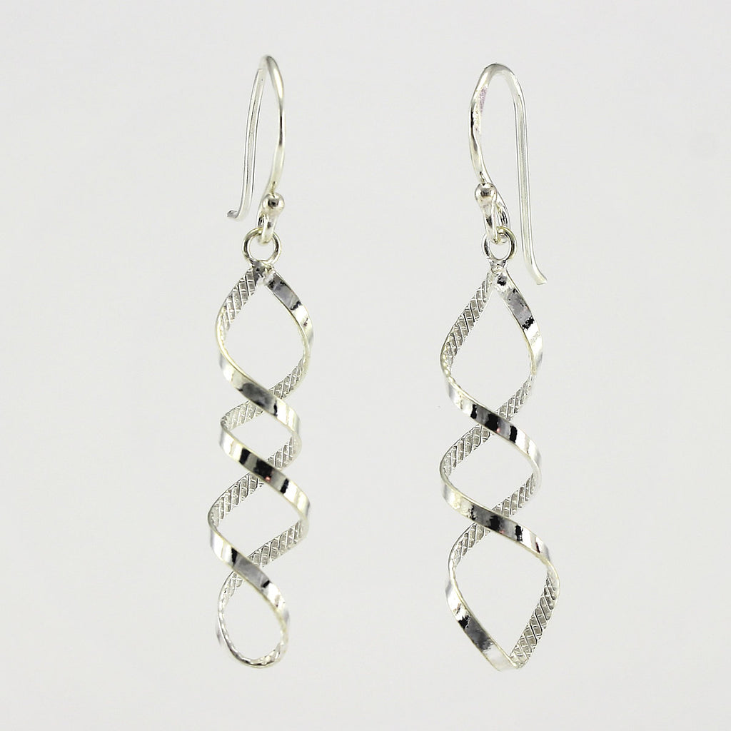 SWE125 Sterling Silver Earrings